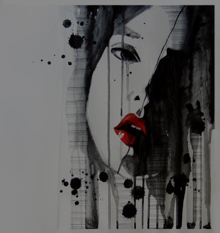 dramatic woman shutterstock_110674121 copy